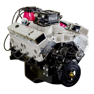 Hp C Efi T on Gm Performance Crate Engines
