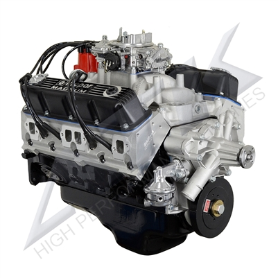 Gm Crate Engines >> Chrysler 408 Complete Engine 465HP